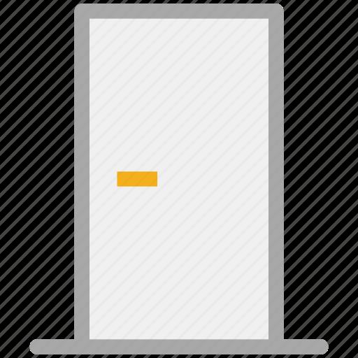 door, door close, house door, wooden door icon