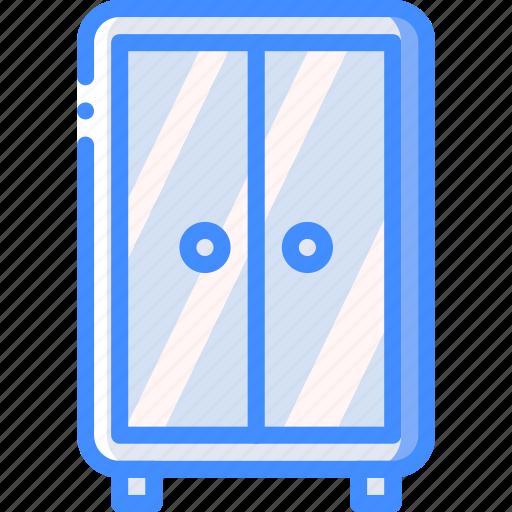 cupboard, furniture, house, wardrobe icon