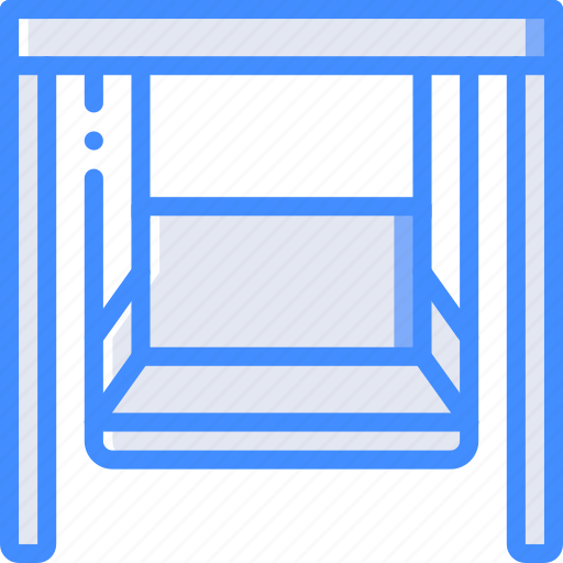 furniture, garden, house, seat icon