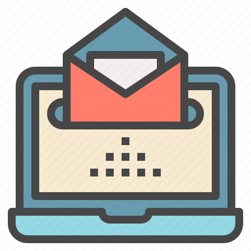 digital, email, mail, marketing, news, newsletter icon