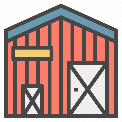 building, factory, house, storage, warehouse icon