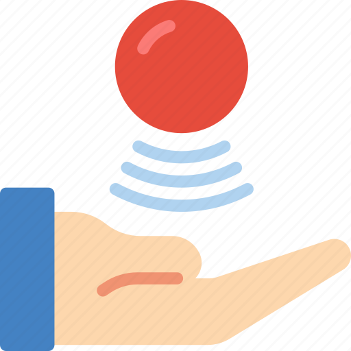 Future, high tech, tech, technology, telekinesis icon - Download on Iconfinder
