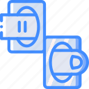 future, high tech, tech, technology, teleportation icon