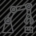 arm, industry, machine, mechanical, robot, robotic, technology