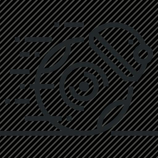 artifical, autonomous, bb-8, droid, personal, remote, robot icon
