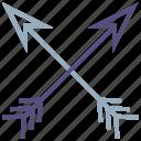 archery, arrow and bow, arrow archery, hunting, shooting