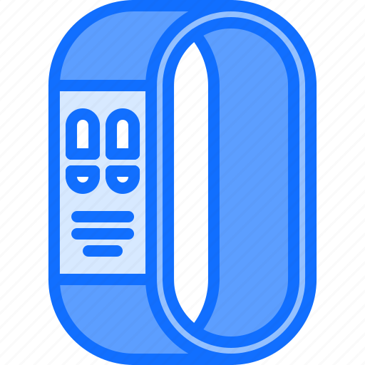 device, fitness, gadget, smart, technology, watch icon