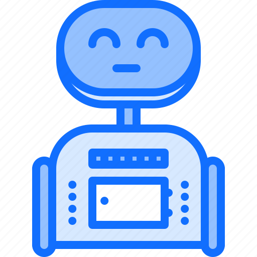 Assistant, device, gadget, robot, smart, technology icon - Download on Iconfinder