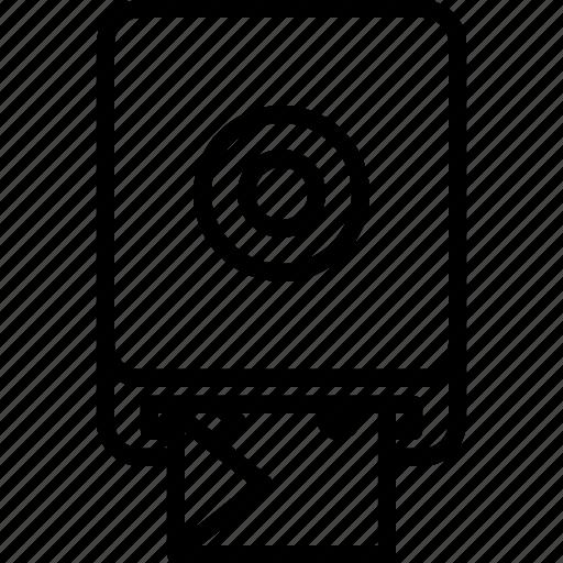 device, gadget, mini, photo, printer, smart, technology icon