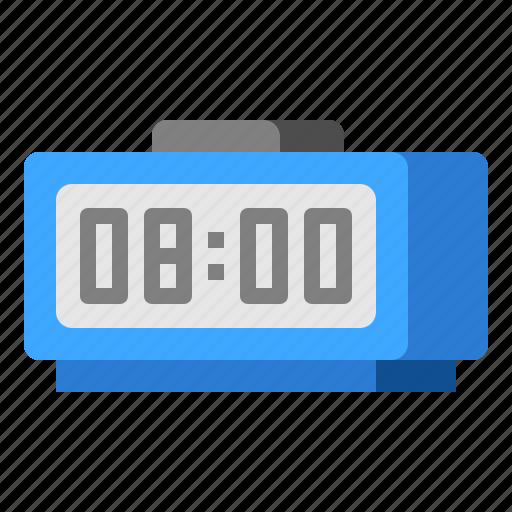 alarm, clock, time, up, wake icon