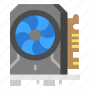 card, device, graphic, hardware icon