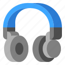 headphone, headset, sound, wireless icon