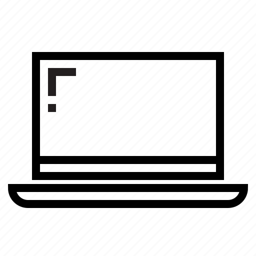 business, computer, internet, laptop, technology icon