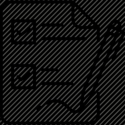 .svg, accept, check, icon, list, mark, menu, pen, pencil, writing icon