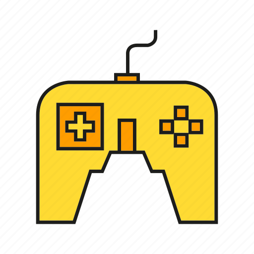 device, electronic, gadget, game, joystick icon