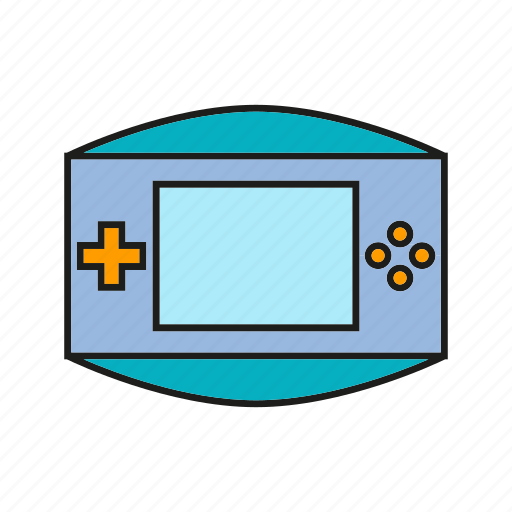 controller, device, electronic, game icon