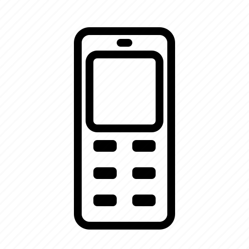 device, gadget, handphone, mobile, phone icon