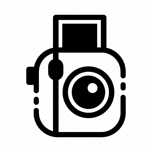 camera, film, image, photography, polaroid, vintage icon