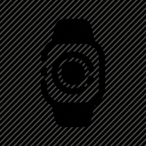 device, gadget, smart, smartwatch, watch, wearable, wristwatch icon