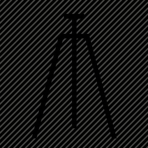 camera, gadget, tripod icon