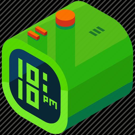 alarm, alert, clock, gadget, time icon
