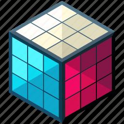 box, decor, decoration, gift, square icon