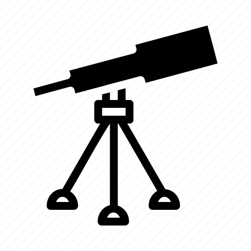 astronomy, lense, mirror, optical, spectrum, telescope, tracker icon