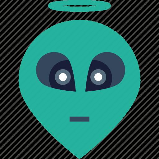 alien, human, life, mysterious, planet, secret, space icon