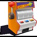 machine, tiger icon
