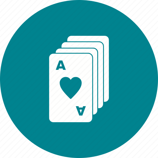 Cards, casino, clubs, deck, diamond, game, playing icon - Download on Iconfinder