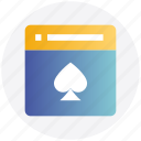 casino, casino site, clubs, clubs site, gambling, page, web site icon