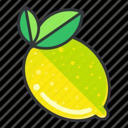 casino, gambling, lemon, machine, slot icon