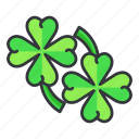 casino, clover, gamble, gambling, lucky icon