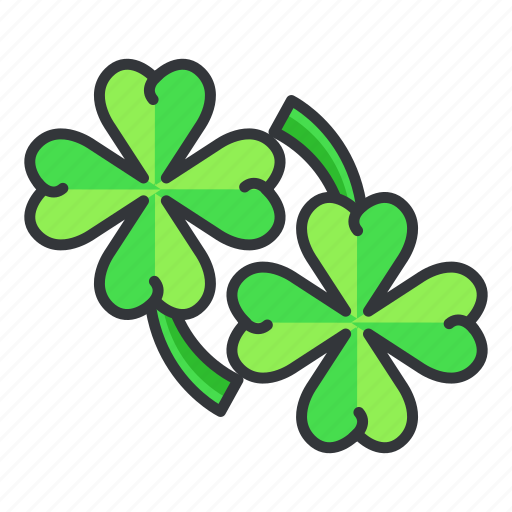 casino, clover, gamble, gambling, lucky icon