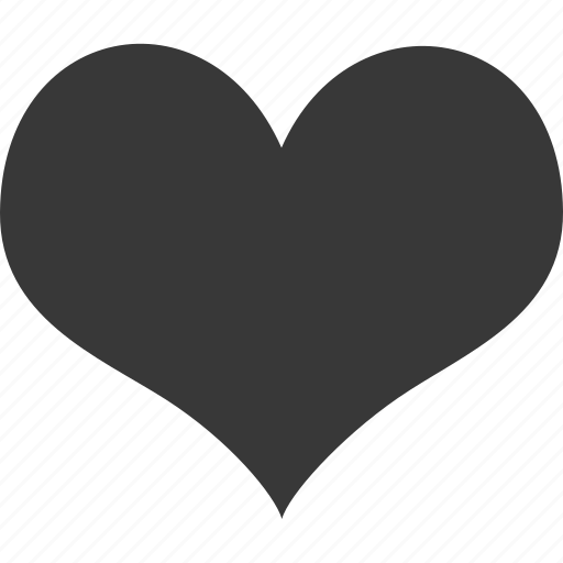 casino, gambling, game, heart icon