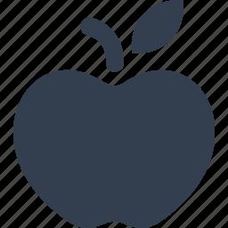 apple, food, fruit, gambling, machine, slot icon