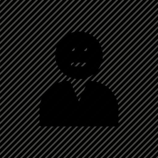 avatar, male, man, person, user icon