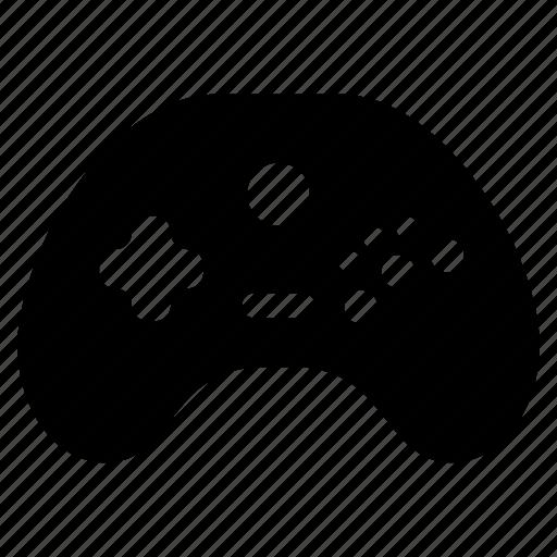 console, controller, game icon