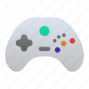 console, controller, game icon