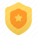 defence, game, shield icon