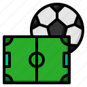 ball, game, soccer, sport, team icon
