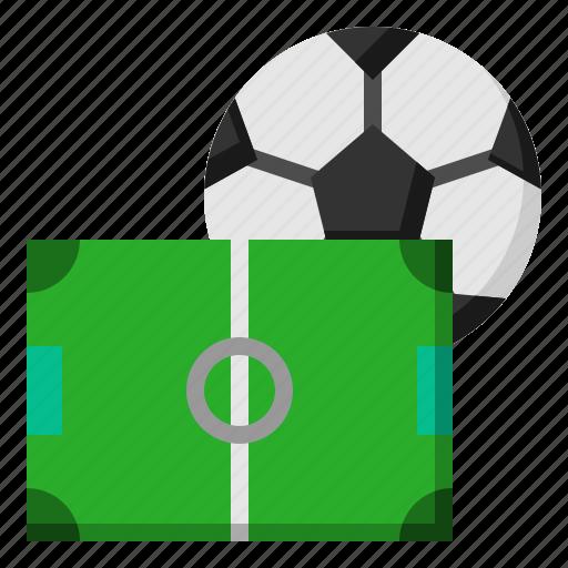 ball, game, soccer, sport, team icon