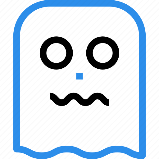 game, ghost, halloween, monster icon