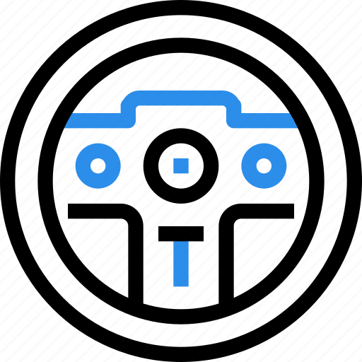 car, controller, entertainment, game, multimedia, race car icon