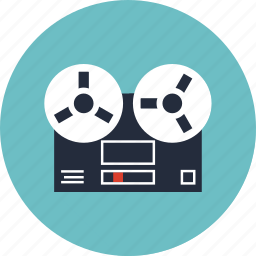 audio, cassette, classic, design, game, gaming, media, multimedia, music, oldschool, play, player, record, recorder, retro, sound, studio, tape icon