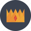 achievement, award, boss, crown, design, game, gaming, gold, golden, jewelry, king, leader, play, player, royal, score, success, top, victory, win, winner icon
