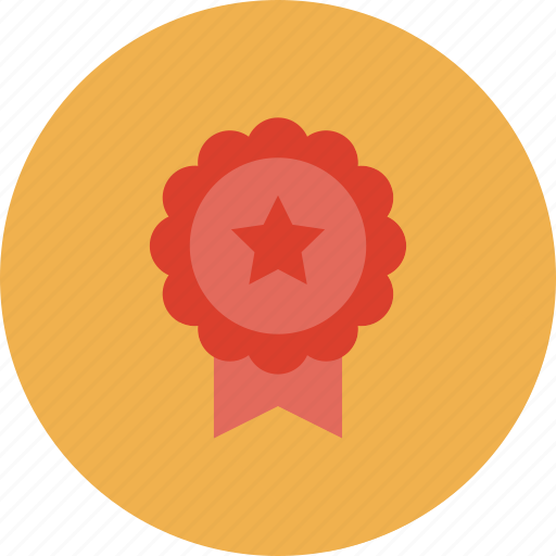 achievement, award, badge, design, game, gaming, medal, play, reward, ribbon, victory, win, winner icon