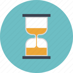 clock, countdown, design, flow, game, gaming, hourglass, play, time, timer, wait icon
