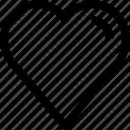 computer, e, heart, life, misson, sprite icon