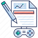 controller, game concept, game development, game idea, gaming icon